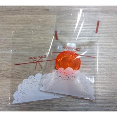 Пакет прозрачный Hand Made 7 см х 9 см