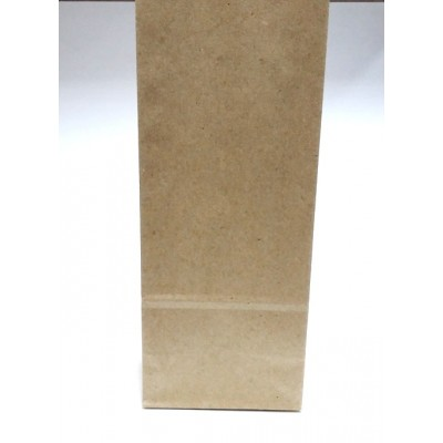 Пакет крафт бумажный  10 см х 20 см