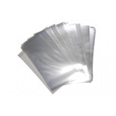 Пакет прозрачный без липкого края 12*25 см