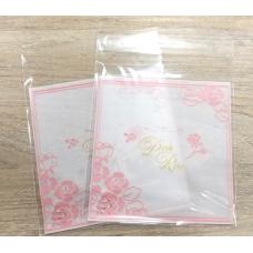 Пакет с липким краем Rose 10х11 см