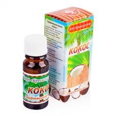 Парфюмерное масло Кокос, 10 мл (Крымская роза)