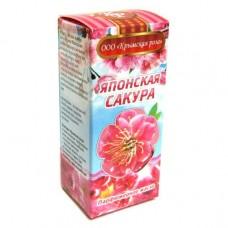 Парфюмерное масло Японская Сакура, 10 мл (Крымская Роза)