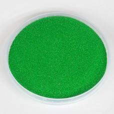 Песок цветной Зеленый, 100 г