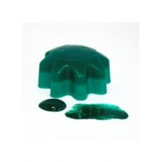 Кристальный пигмент гелевый Зеленый, 10 мл