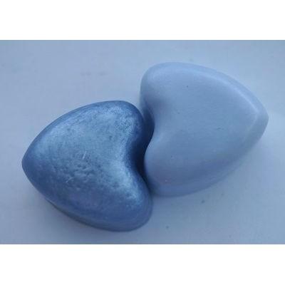 Пигмент перламутровый гелевый Голубой, 10 мл