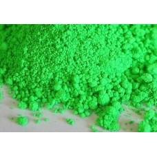 Пигмент сухой неоновый зеленый, 5 г
