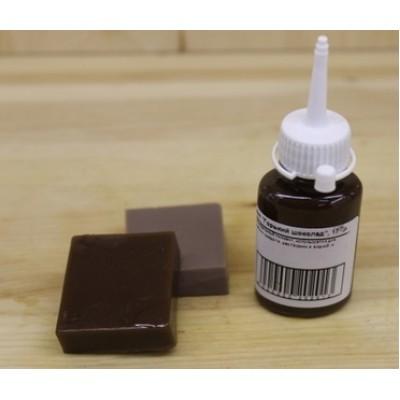 Пигмент жидкий Горький Шоколад, 10 мл