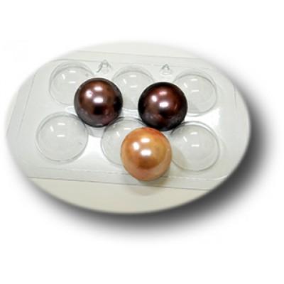 Форма для шоколада Сферы 60 мм