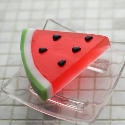 Пластиковая форма Арбуз долька
