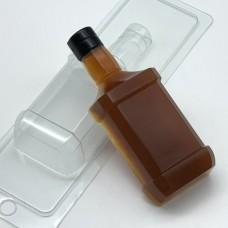 """Пластиковая форма """"Бутылка Виски ЕХ"""""""