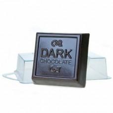 """Пластиковая форма """"Dark Chocolade"""""""
