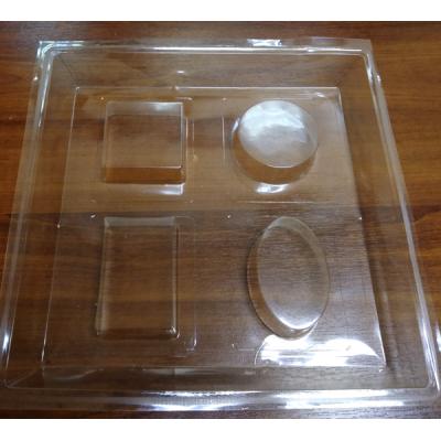 Пластиковая форма Геометрия ассорти 4 штуки