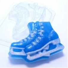 Пластиковая форма Коньки ЕХ