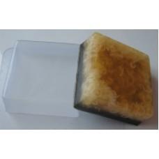 Пластиковая форма для мыла Квадрат ЕХ