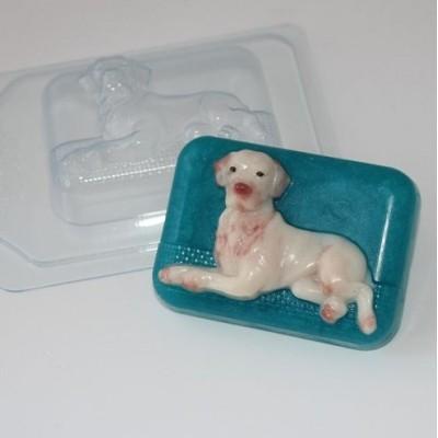 Пластиковая форма Лабрадор