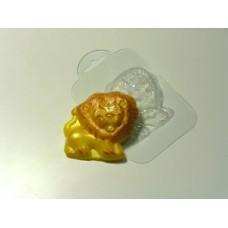 Пластиковая форма для мыла ЛЕВА