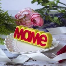 "Пластиковая форма ""Маме"""