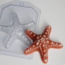 Пластиковая форма Морская Звезда ЕХ