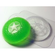 Пластиковая форма Морская Звезда 1
