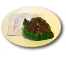 Пластиковая форма Осенний листок