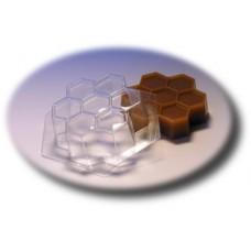 """Пластиковая форма """"Пчелиные соты"""""""