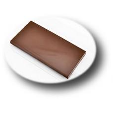 Пластиковая форма для шоколада Плитка простая