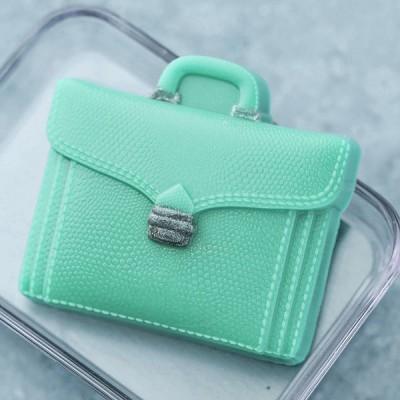 Пластиковая форма Портфель кожаный