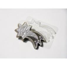 Пластиковая форма Пряничная Звездочка