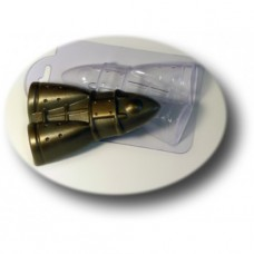 "Пластиковая форма ""Ракета 2"""