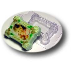 Пластиковая форма Рамка Лесная