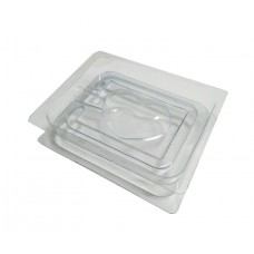 Пластиковая форма Сердце 3Д