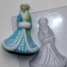 "Пластиковая форма ""Снегурка"""