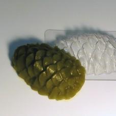 """Пластиковая форма """"Сосновая шишка"""""""