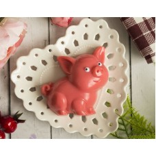 Пластиковая форма Свинка