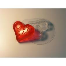 """Пластиковая форма """"Влюбленность"""""""