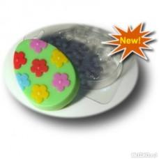 Пластиковая форма Яйцо с узором 4