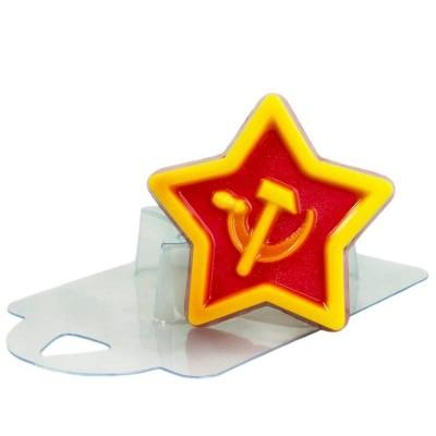 Пластиковая форма Звезда Патриота