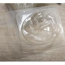 Пластиковая форма Роза на овале