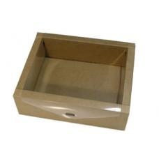 Подарочная коробка картонная, большая