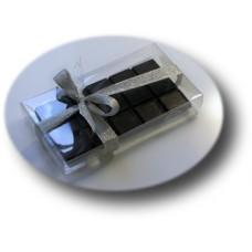 Подарочная упаковка для шоколада и мыла пластиковая ПП1-010