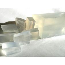 Прозрачная мыльная основа Crystal R SLS Free (Англия) 0,5 кг