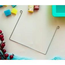Рамка для рисования свирлов (для формы брус) 130х170 мм