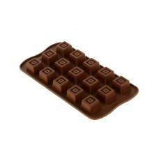 Силиконовая форма для льда и шоколада Конфетка