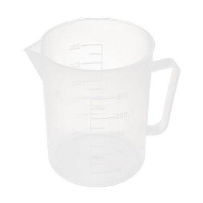 Стакан пластиковый 1000 мл с носиком (ApexLab)