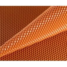 Вощина натуральная цвет Имбирное печенье 40 * 27 см