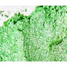 Зеленый, перламутр сухой, 5 г